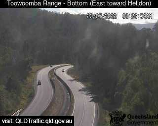 Toowoomba – Bottom of Range, QLD