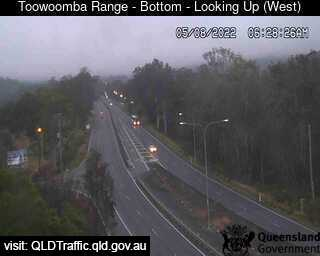 Toowoomba – Bottom of Range, QLD