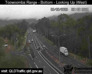 Toowoomba – Bottom of Range