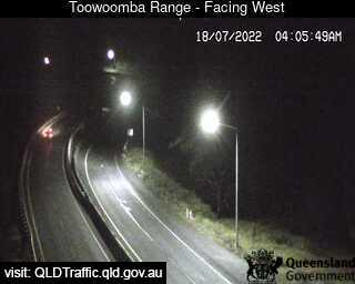 Range Saddle, QLD (South West), QLD