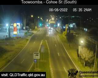 Webcam at Cohoe Street Redwood
