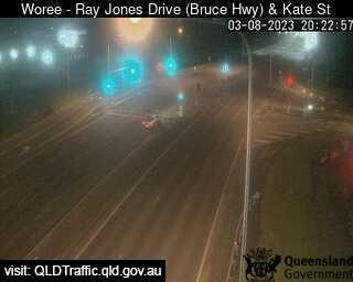 Bruce Highway & Kate Street
