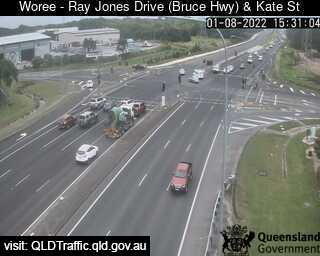 Bruce Highway & Kate Street, QLD (East), QLD