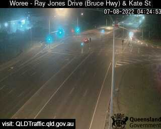 Bruce Highway & Kate Street