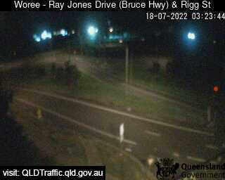 Ray Jones Drive & Rigg Street, QLD (South), QLD