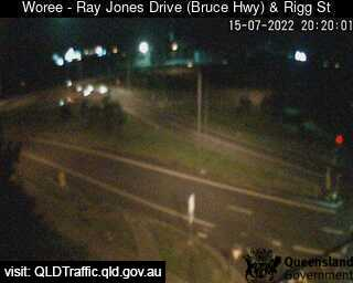 Ray Jones Drive & Rigg Street, QLD