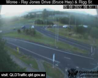 Ray Jones Drive & Rigg Street, QLD