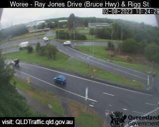 Ray Jones Drive & Rigg Street