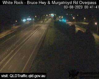 Bruce Highway & Murgatroyd Road Interchange