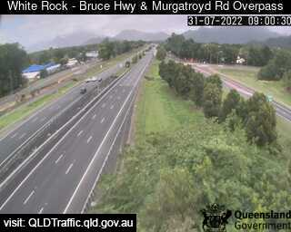 Bruce Highway & Murgatroyd Road Interchange, QLD (South), QLD