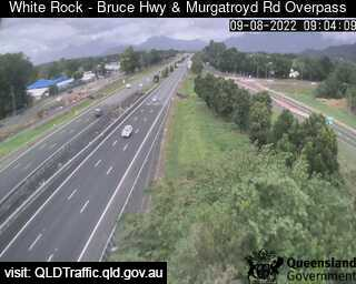 Bruce Highway & Murgatroyd Road Interchange, QLD