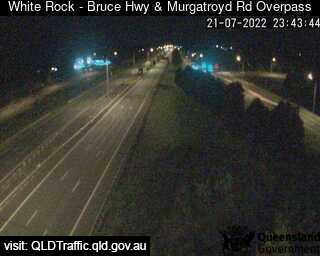 Bruce Highway & Murgatroyd Road Interchange, QLD (South), QLD