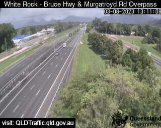Bruce Highway & Murgatroyd Road Interchange, QLD