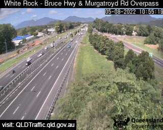 Bruce Highway & Murgatroyd Road Interchange