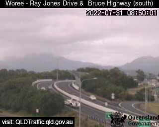 Webcam at Ray Jones Drive and Mulgrave Rd Woree