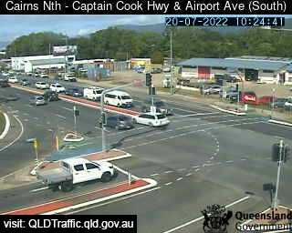 Captain Cook Highway & Airport Avenue, QLD (SouthEast), QLD