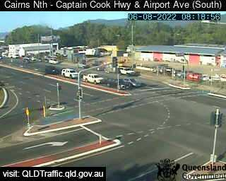 Captain Cook Highway & Airport Avenue, QLD