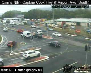 Captain Cook Highway & Airport Avenue