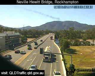 Rockhampton Neville Hewitt Bridge, QLD (NorthEast), QLD