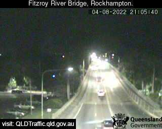 Rockhampton Fitzroy River Bridge