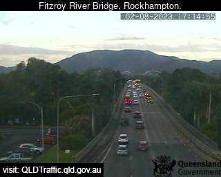 Rockhampton Fitzroy River Bridge, QLD (NorthEast), QLD