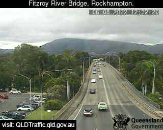 Rockhampton Fitzroy River Bridge, QLD