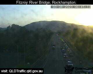 Rockhampton Fitzroy River Bridge, QLD