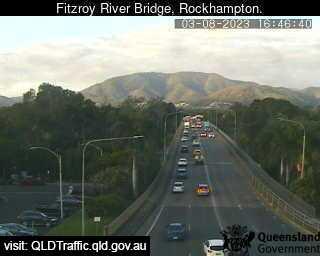Rockhampton Fitzroy River Bridge