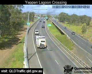 Rockhampton Yeppen Lagoon Crossing, QLD
