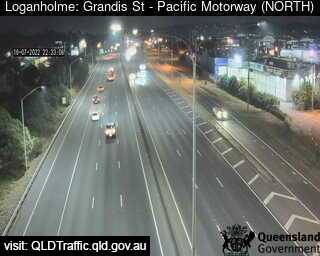Grandis Street & Pacific Motorway, QLD (Northwest), QLD