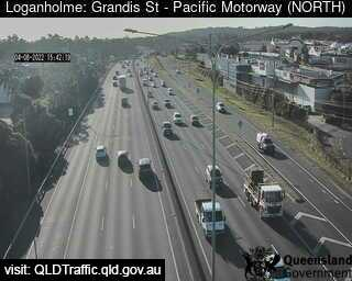 Grandis Street & Pacific Motorway, QLD