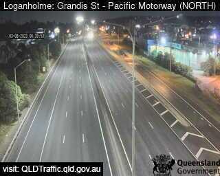 Grandis Street & Pacific Motorway, QLD (Northwest), QLD
