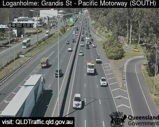 Pacific Highway at Grandis Street