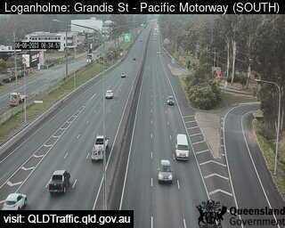 Grandis Street & Pacific Motorway