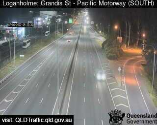 Grandis Street & Pacific Motorway, QLD (Southeast), QLD