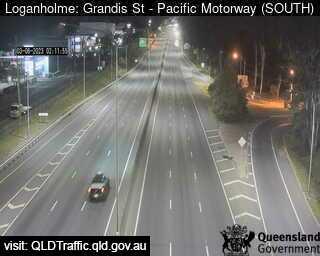 Grandis Street & Pacific Motorway, QLD