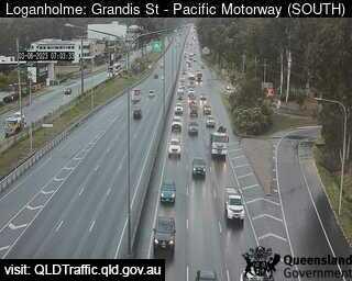 Grandis Street & Pacific Motorway, QLD (Southeast), QLD