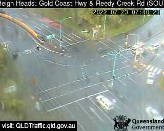 Gold Coast Highway & Reedy Creek Road