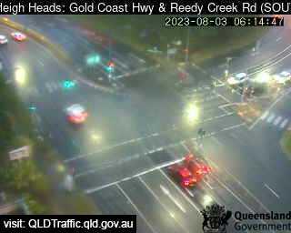Gold Coast Highway & Reedy Creek Road, QLD (South), QLD