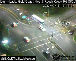 Gold Coast Highway & Reedy Creek Road, QLD