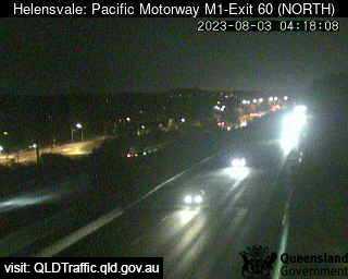 Pacific Motorway M1 – Exit 60, QLD