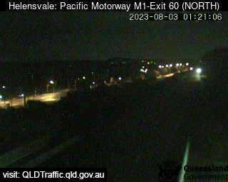 Pacific Motorway M1 – Exit 60, QLD (North), QLD