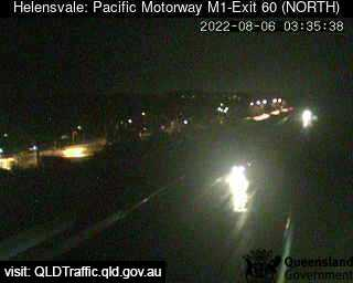 Pacific Motorway M1 – Exit 60, QLD (North), QLD