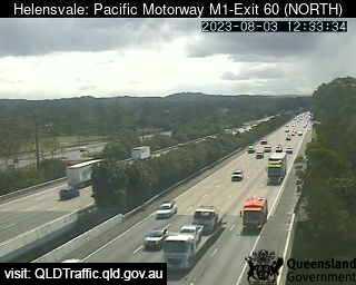 Pacific Motorway M1 Helensvale – Exit 60, QLD