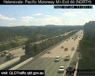 Pacific Motorway M1 Helensvale – Exit 60, QLD
