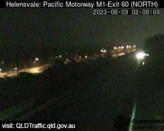 Pacific Motorway M1 Helensvale – Exit 60