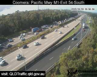 Pacific Motorway M1 – Exit 54