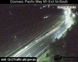 Pacific Motorway M1 – Exit 54, QLD