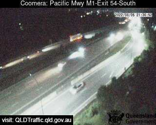 Pacific Motorway M1 – Exit 54, QLD (South), QLD