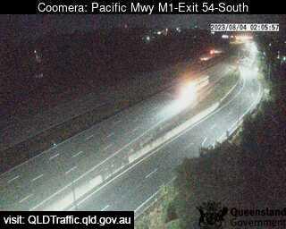 Pacific Motorway M1 Upper Coomera – Exit 54, QLD